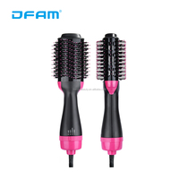 best hot Professional Hair Dryer and Styler With Hot Air Brush PTC Heating 2 in 1 Hair Dryer Brush