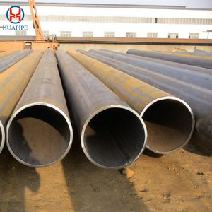 Straight Seam Black Steel Pipe, Factory Sale Steam Pipeline Oil Drilling Rig Pipe