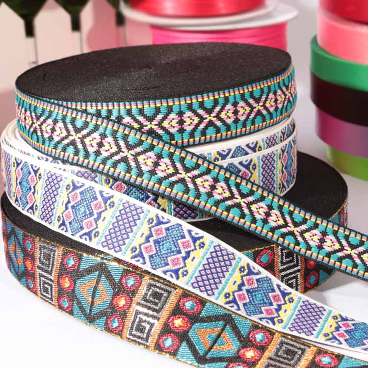 High Quality Webbing Woven Binding Polyester Tape For Bag