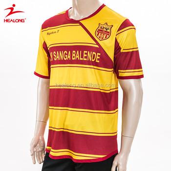 a377b2da6 High Quality Soccer Uniform Manufacturers Youth Soccer Jersey Set ...