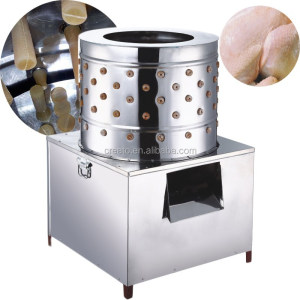stainless steel chicken plucking machine chicken cleaning machine