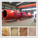 chicken manure fodder wood chip dryer drying machine