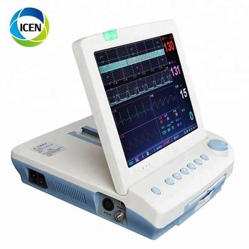In-c011-2 Medical Portable Cardiac Monitor Remote Patient Monitoring Ge  Patient Monitor - Buy Medical Portable Cardiac Monitor,Remote Patient