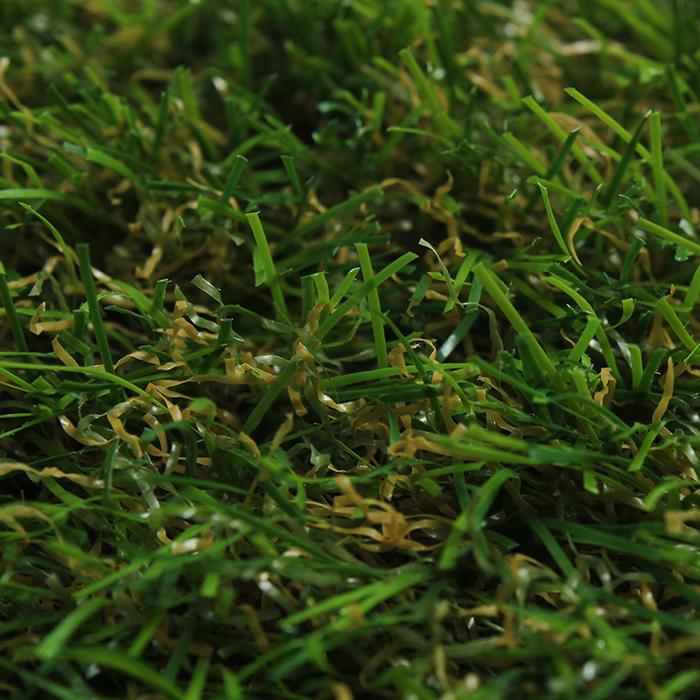 Diversi tipi erba artificiale ad alta temperatura falso for Erba per giardino