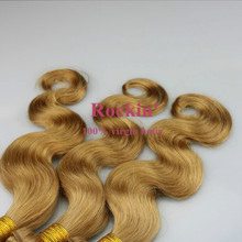 number 2 hair color body wave weave 100% human virgin hair color airhair weave color 2b/1b/#2/#4/#27 all length in stock