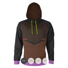 wholesale polyester sublimation hoodies custom digital print hoodies