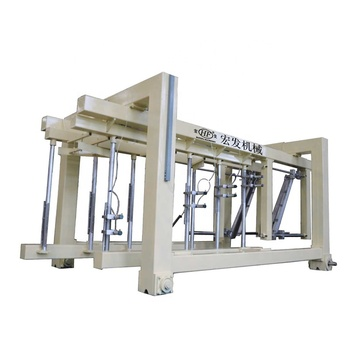 Autoclaved Aerated Concrete AAC Plant Block Making Machine