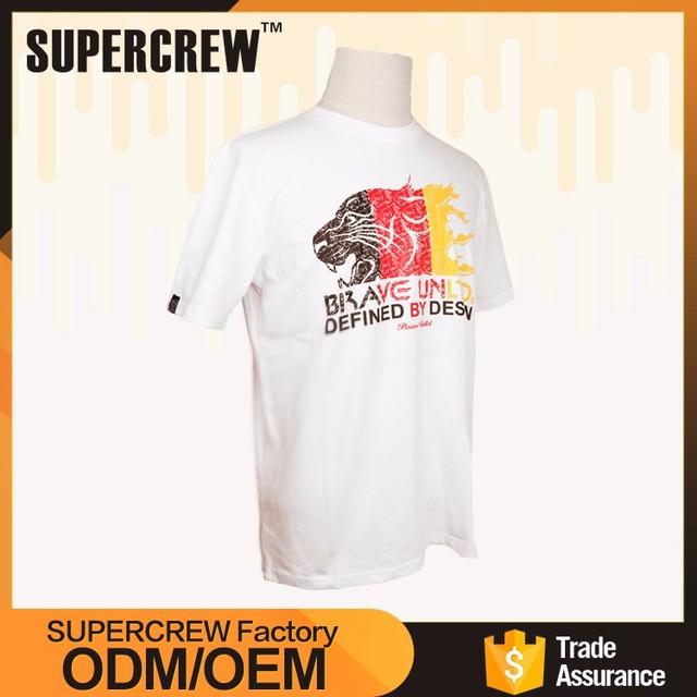 97f38e68 Bulk wholesale 3d printing custom white egyptian 65 polyester 35 cotton  latest t shirt designs for