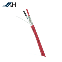 2 Core Fire Alarm Cable 2C*0.22mm2 Security Cable TC Drain Wire