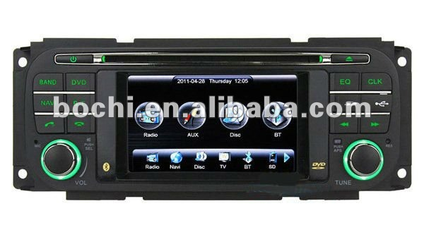 Special Car DVD GPS Vedio player for CHRYSLER GRAND CHEROKEE(1999-2004)/JEEP LIBERTY(2002-2007)