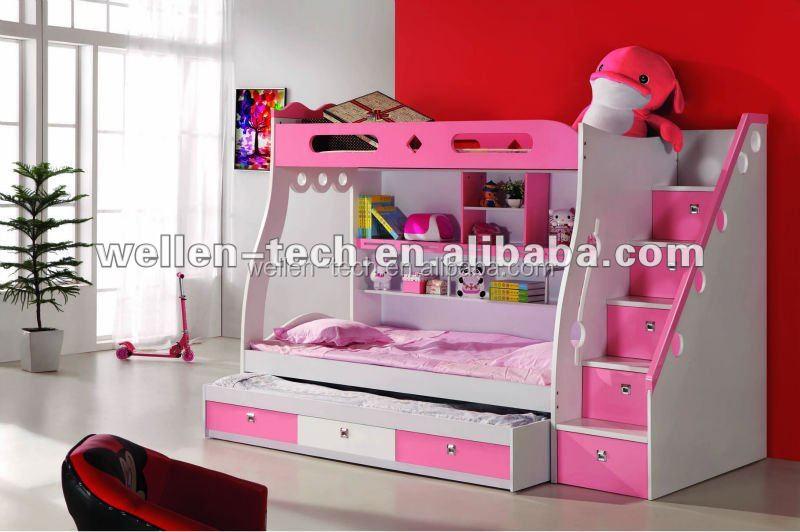 Br8803 stylest literas muebles para ni os muebles para for Camas chinas baratas