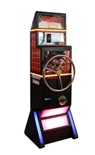 Indoor Prize Vending Machine for sale, DIY Souvenir Coin Maker Game machine, Coin operated Penny Press Machine