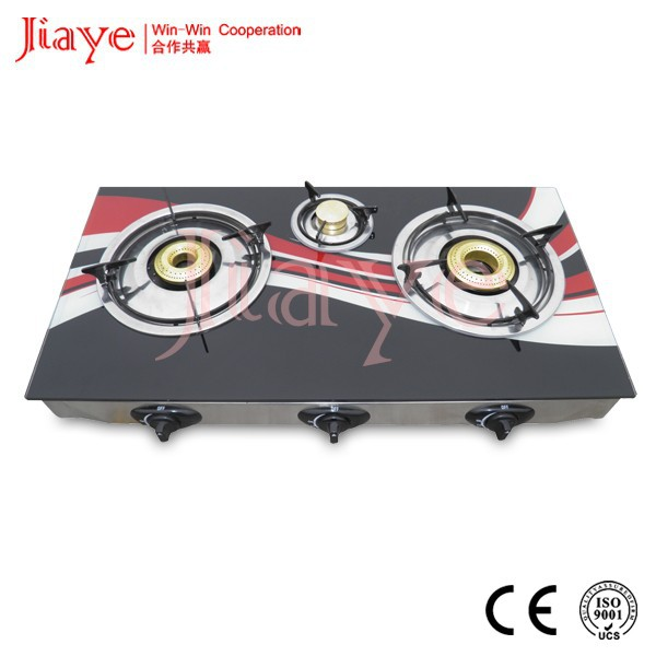 Best sell home apliance desk-mounted gas stove, table type gas hob, desktop gas cooker JY-TG3017