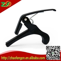 Quick Change Release Acoustic/Electric/folk/bass/classic Guitar Capo made in China