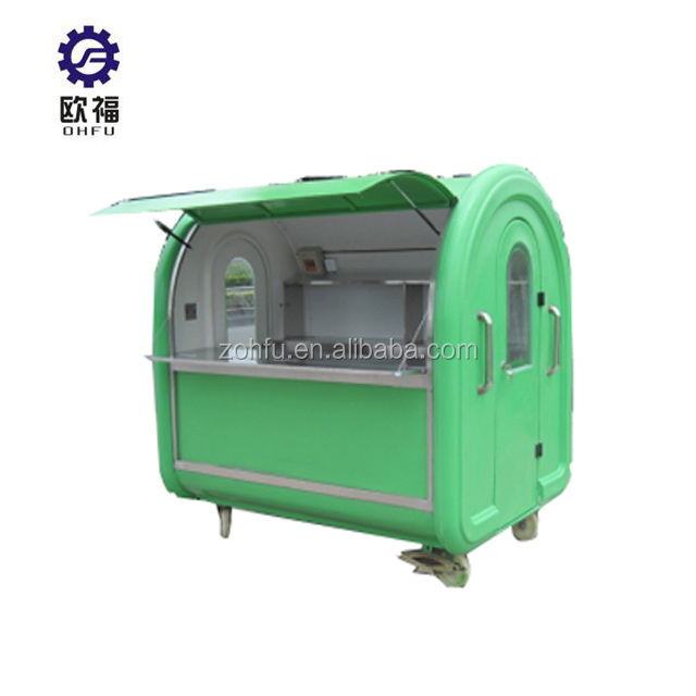 Best Sale snack food vending car mobile fryer food cart /food trailers for sale in georgia