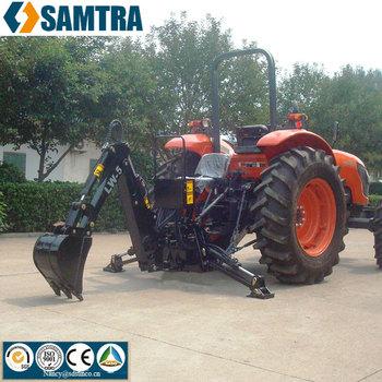 Pelle rétro pour tracteur - XD65 series - Bush Hog Inc