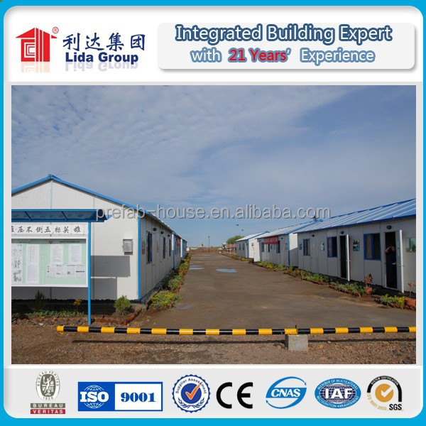 China manufacturer prefab house accommodation/hotel/ rent house