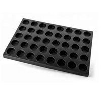 Commercial Grade Alibaba Wholesale 40-Cavity Hamburger Pan