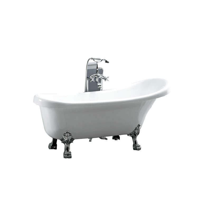 Acrylic Clawfoot Bathtub, Acrylic Clawfoot Bathtub Suppliers And  Manufacturers At Alibaba.com