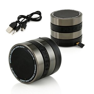 Hot Sale Mini Protable Wholesale Camera Lens Bluetooth Speaker,Camera Lens Wireless Bluetooth Speaker with USB Port and FM Radio