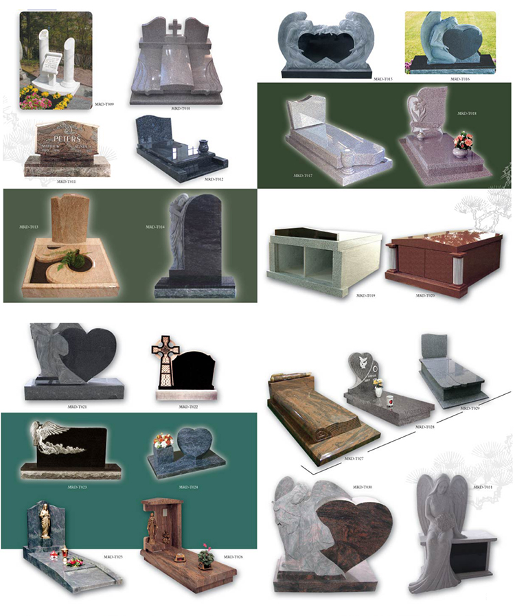 high quality Granite Headstone /Monument