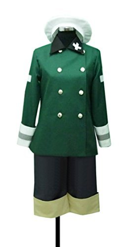 Dreamcosplay Anime Hetalia: Axis Powers Switzerland Military Uniform Cosplay