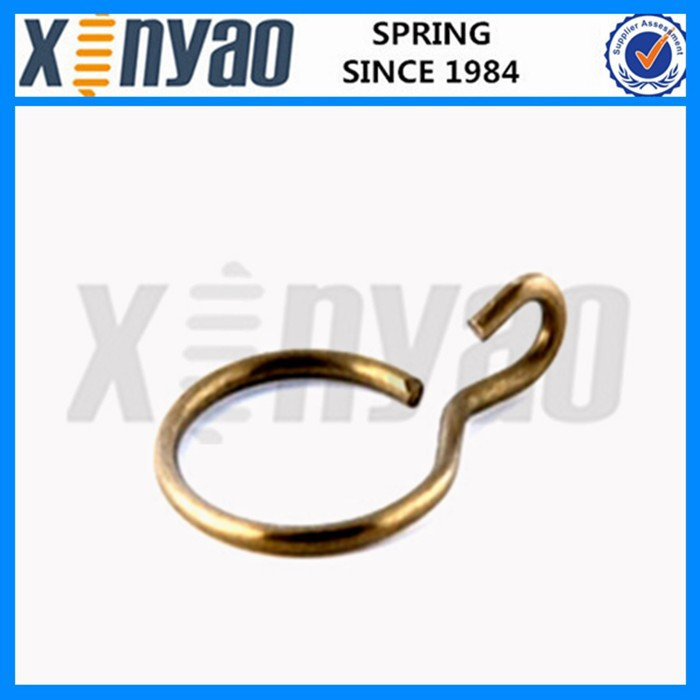 Good Quality Stainless Steel Key Clip Spring