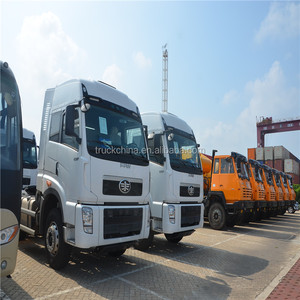 FAW 6X4 420hp Tractor Truck For Hot Sale/faw tipper truck for tanzania