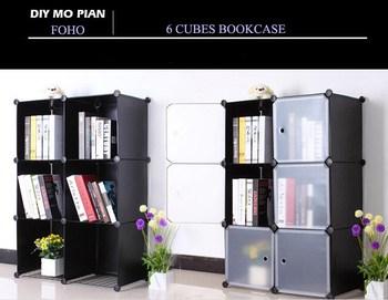 warm te koop moderne kunststof panelen en metalen gaas kast stijl hoek boekenkast