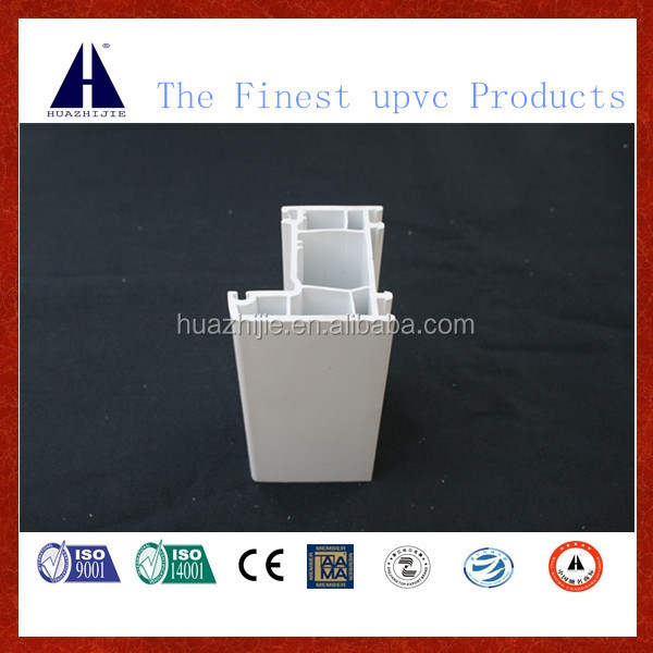 white color awing open pattern upvc frame for window and door