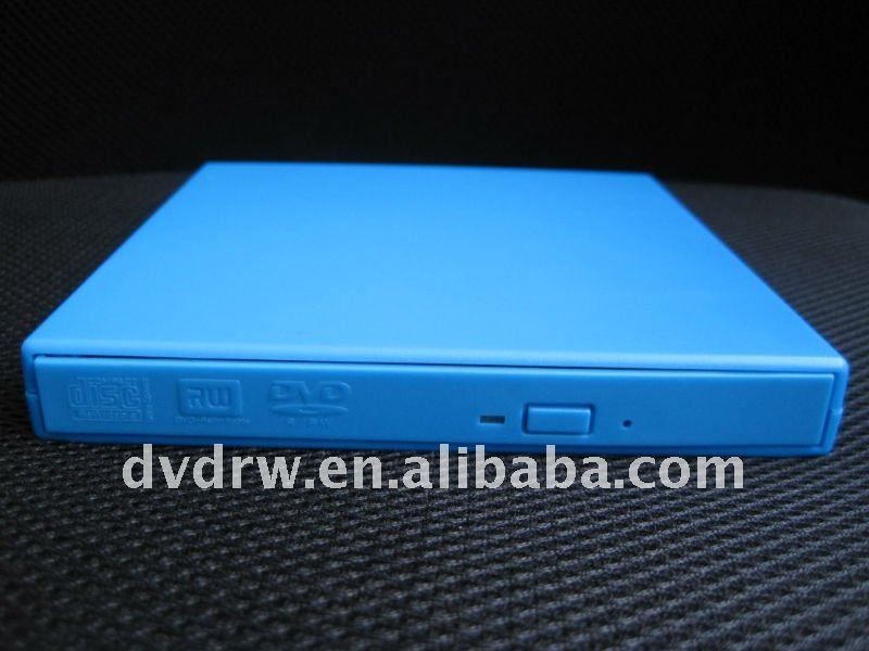 External Tray load DS-8D1S USB dvdrw optical drive for laptop