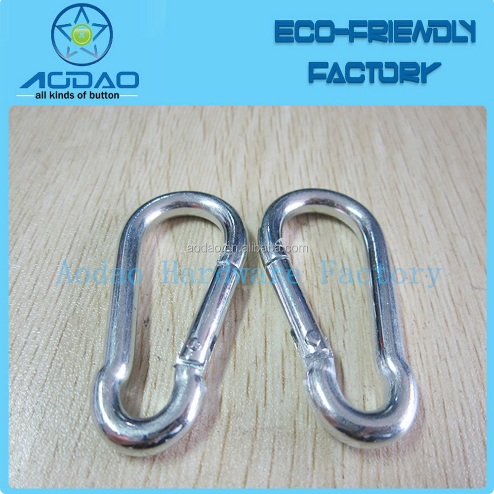 High Quality Stainless Steel Oval Shape Quick Link Snap Link