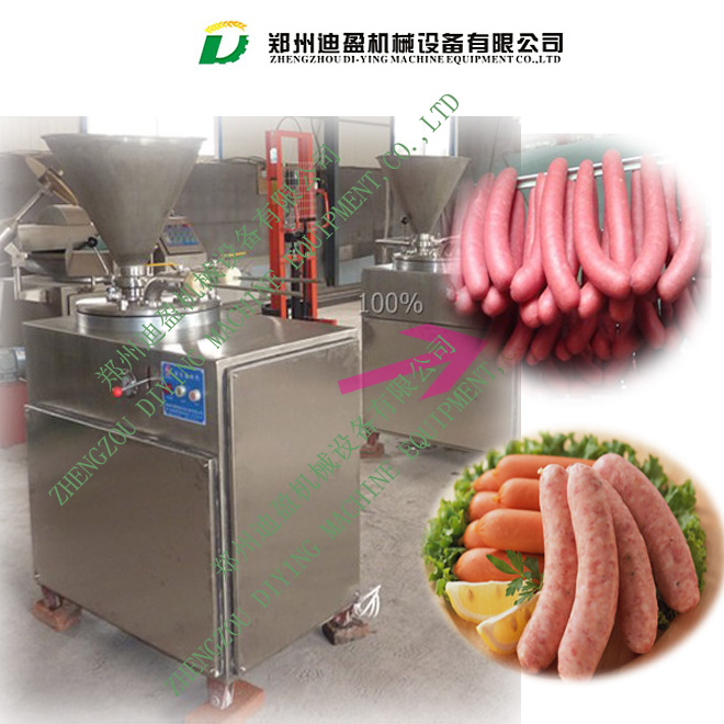 meat processing equipment for sausage filling/ stuffing