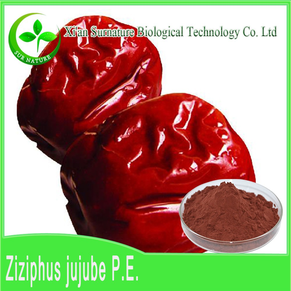 100% natural organic jujube powder/chinese date powder