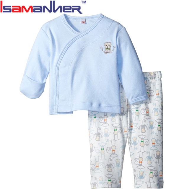 Baby clothes 100% high quality cotton 0-24 months softtextile babywear