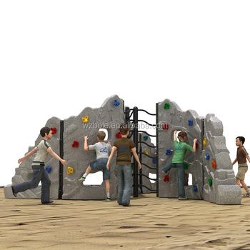 Backyard Equipment new product playground equipment rock climbing wall amusement park