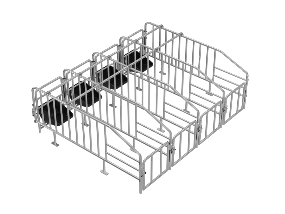 Gestation Crates Gestation Cages Gestation Pens for Pigs Hog Swine