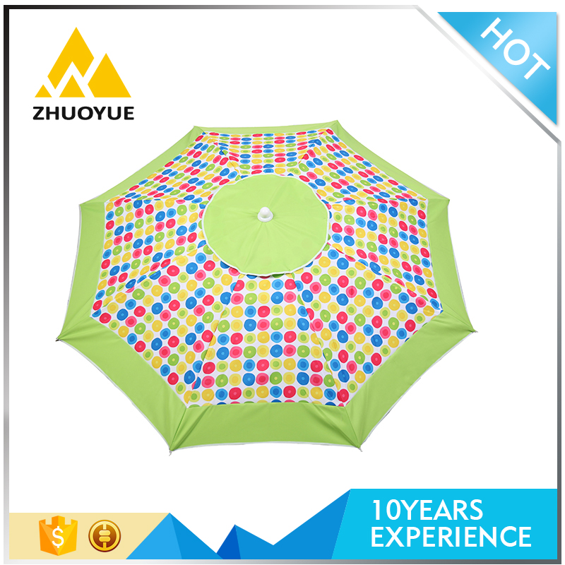 Latest oem service wholesale promotional cheap easy open market umbrella