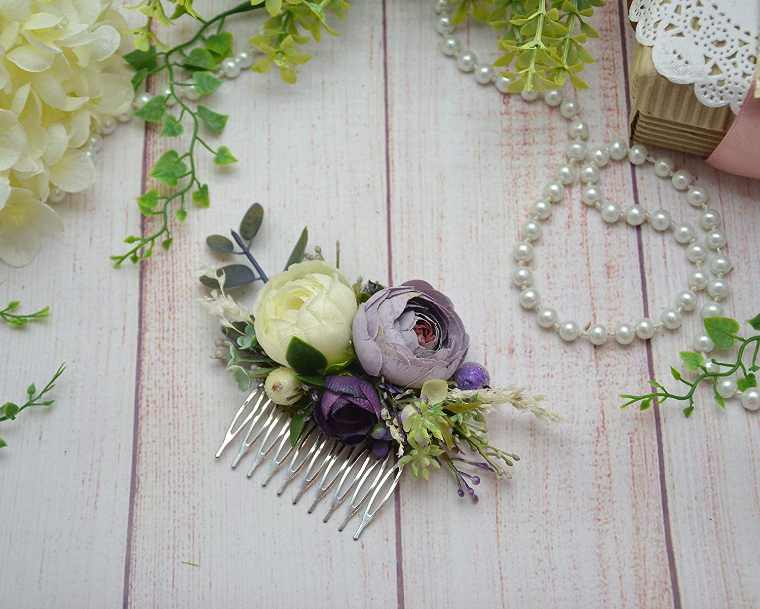 Cheap White Flower Hair Comb Find White Flower Hair Comb Deals On