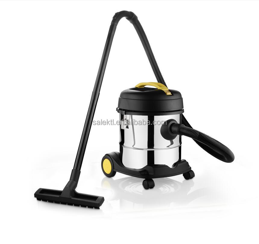 30L multi function stainless steel socket function wet &dry vacuum cleaner hepa vacuum