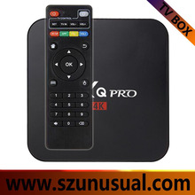 8G Android 6.0 <span class=keywords><strong>TV</strong></span> KUTUSU 4 K Youtube MXQ pro Amlogic S905 <span class=keywords><strong>TV</strong></span> KUTUSU