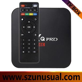 8g Android 6 0 Tv Box 4k Youtube Mq Pro Amlogic S905 Tv Box - Buy Android  Tv Box,Mxq Pro Android Tv Box,Mxq Pro Tv Box Product on Alibaba com