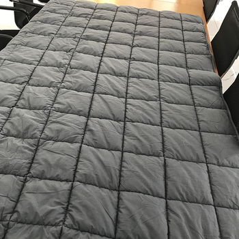 Weighted Sensory Blanket for adults Cotton Stress Anxiety Relief sensory blanket
