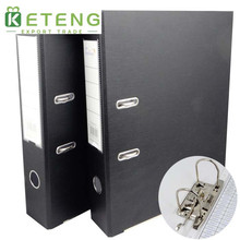 High quality embossing A3 A4 size ring binder file folder