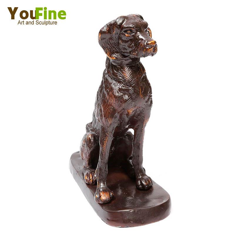 Figur Dobermann Rasse Bronze Antiquitäten & Kunst Bronze