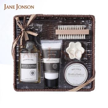 Best Quality Natural Spa Soap Body Lotion Romantic Hotel Bath Set
