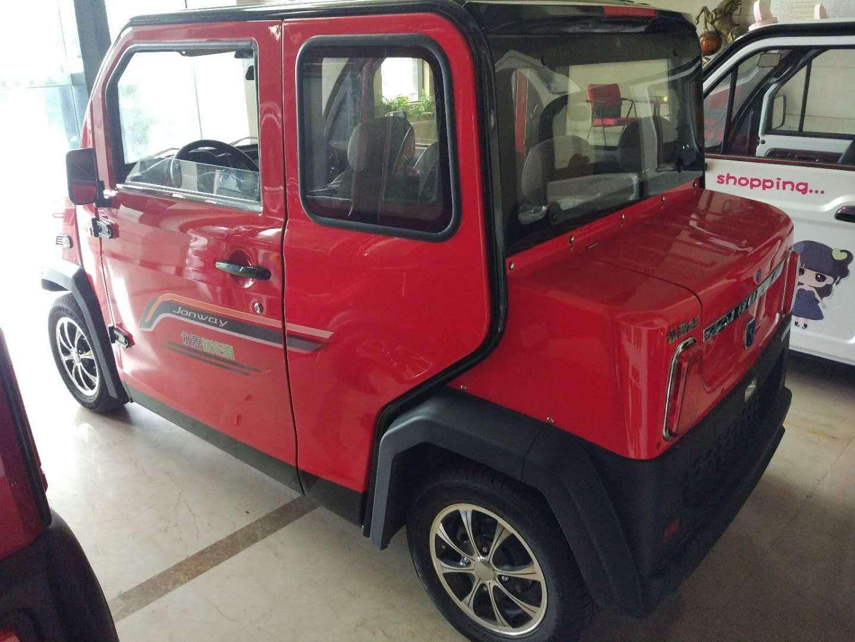 4 Wheels 4 Seats Eec Certification E-mark Auto Vehicle ...