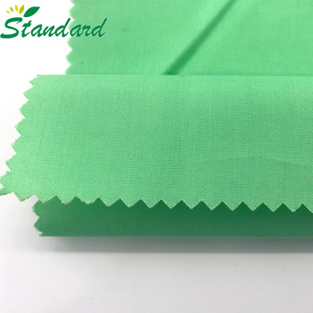 good quality combed yarn 50*50 non stretch poplin woven pima dress 100% cotton fabric
