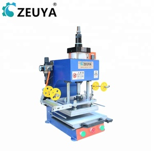 Table Top Automatic Pneumatic Hot Stamping Foil Embossing Machine 18*28CM