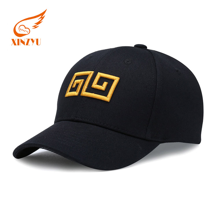 Top Selling Outdoor 6 Panel Baseball Cap Shiny Color Embroidery Logo Baseball Hat